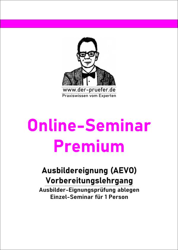AEVO Online Seminar