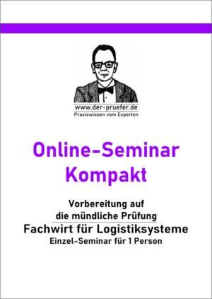 Online-Seminar Präsentation Fachgespräch Praktische Prüfung